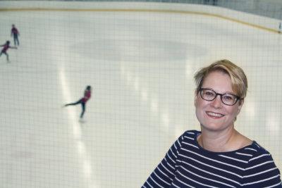 Satu Rajamäki, Ylöjärven Uutiset, asiakkuuspäällikkö, kuva: Iiria Lehtinen