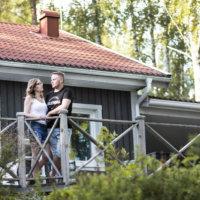 Koti ja kesämökki saman katon alla