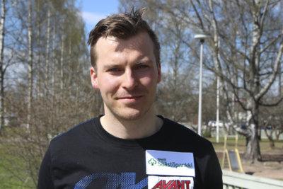 Antti Ojansivu, hiihtäjä, hiihto, kuva: Iiria Lehtinen