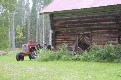 Eeva Kota-aho, Riuttaskylä, luonnonsuojelualue, luontolahjani Suomelle