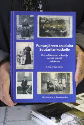 Eeva Kota-aho, kirja, Riuttaskylä, kuva: Iiria Lehtinen