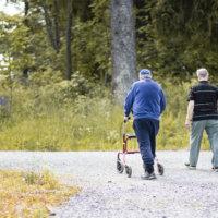 Korona-aika on lisännyt toimintakyvyltään jo heikentyneiden iäkkäiden liikkumisvaikeuksia – Ylöjärvi hakee ohjelmaan, jonka avulla parannettaisiin näiden vanhusten kotona jaksamista