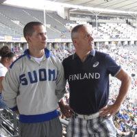 Urho Kujanpää debytoi aikuisten EM-kisoissa Berliinissä – 536 ei riittänyt finaaliin