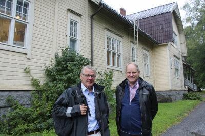 Mikkola, Mikkolan talo, Palveluksia isänmaalle, kirja, kuva: Iiria Lehtinen