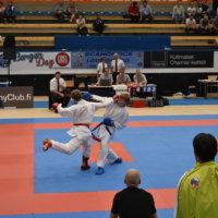 Miska Saloselle sarjavoitto Finnish Openissa