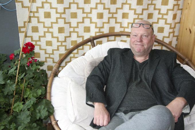 Heikki Ikonen, työväenopisto, sijoittaminen, osakkeeet, kuva: Iiria Lehtinen