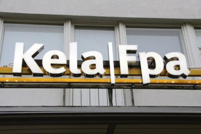 Kela-taksi, Tampereen Aluetaksi, Kela, kuva: Iiria Lehtinen