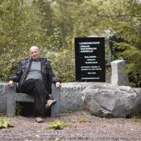 Vuoden kurulaisyrittäjä Petri Väisänen: Kivimies, jolla työt menivät koulun edelle