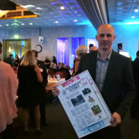 Ylöjärven Uutiset sai hopeaa! – Toiseksi paras paikallislehti