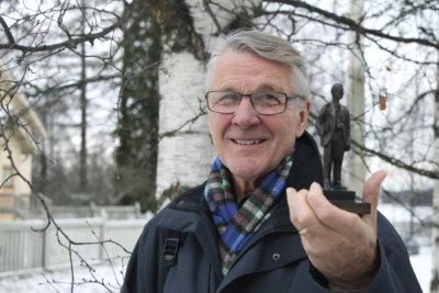 Torbjörn Nikus, Antti-patsas, siirtolaisuus, kuva: Iiria Lehtinen