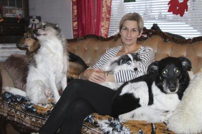 rescuekoirat, Maija Katikka, Kuru, koira