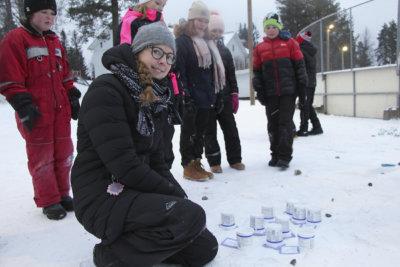 Karhen koulu, luonto- ja ympäristökoulusertifikaatti, Anna-Kreeta Toivio
