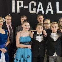 Nuoret juhlistivat itsenäisyyspäivää upeassa gaalassa