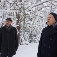 Säveltäjät Hannu Pohjannoro ja Olli Kortekangas:  Puutarha-teokset saavat seurakseen monipuolisen ja paikkaan sopivan musiikin