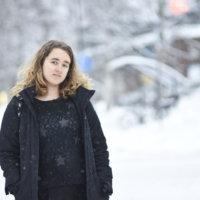 Elli Matilainen on paikallislehden nuorisovahvistus