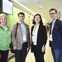 Lukion yrittäjyyslinjalaiset järjestivät valtakunnallisen Yrittäjyyskasvatusfoorumin liki sadalle asiantuntijalle – tavoitteena yhteistyö eri lukioiden kanssa ja yrittäjyyden jalkauttaminen koulumaailmaan