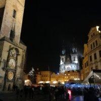 Prahan talvitunnelma lumosi ja Dresdenin historia kiehtoi