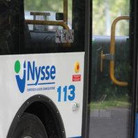 Bussilippujen hinnat nousevat torstaina