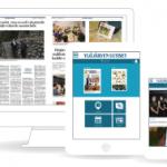 Digitaaliset sanomalehdet ovat nuorten aikuisten pääasiallinen uutisten lähde