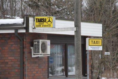 taksiasema, taksi