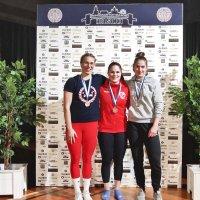 Selin nosti hopeaa painonnoston yleisen sarjan SM-kisoissa