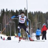 Viisi ryhtiläistä avasi hiihdon kisakauden Suomen Cupissa – Stenman hiihti pisteille Iivo Niskasen kanssa samassa erässä