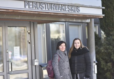 Vanhustenhoito, Marita Pitkänen, Sirpa Ellala