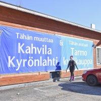 Kyrönlahden uusi Tarmo-kyläkauppa aukeaa kuun vaihteessa – kahvila muuttaa myös saman katon alle