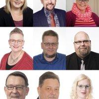 Akaalaiset ehdokkaat haalivat 2914 äänen saaliin – 1133 pyöräytti lappuun Hannu Järvisen numeron, nyky- ja ex-vihreällä oli tiukka kisa
