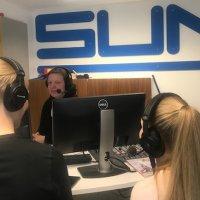 Radio Sunissa torstaina ja lauantaina Nuoria Somettaa -hehkutusta