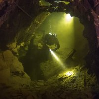 Sukeltaja selvisi säikähdyksellä Haverin sukellushaaverissa