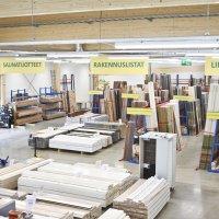 Ylöjärven Puun miljoonahalli on valmis – Soppeentien uudessa myymälässä vietettiin avajaisia