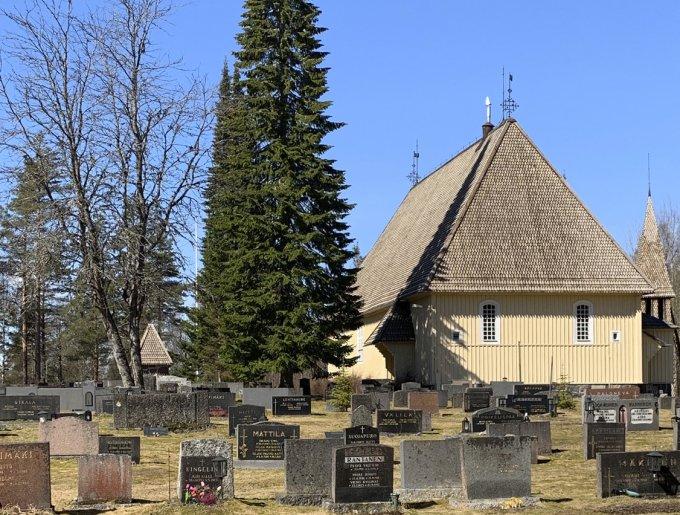Aurejärven hautausmaa
