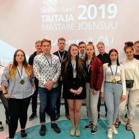 Ylöjärveltä löytyy nuoria huippuammattilaisia! – Tredun opiskelijoille SM-kulta ja SM-hopea Taitaja2019-kilpailussa