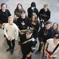 Vuorentaustan koulun bändi voitti Suomen mestaruuden