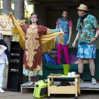 Vahannan nuorisoseura esittää näytelmän pulusta ja ponista