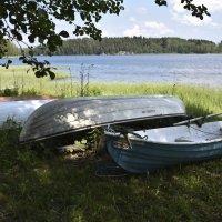 Ylöjärvellä on tehty alkukesästä runsaasti vene- ja perämoottorivarkauksia