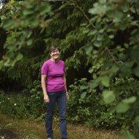 Maritta Moisio on oppinut viljelyhommiin jo lapsena. – Olen kasvi-ihminen ja oppinut kaiken kokeilemalla.