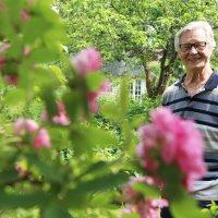 """Pentti Säynäväjärvi on 70 ruusun mies – """"Ruokahalu kasvoi syödessä"""""""