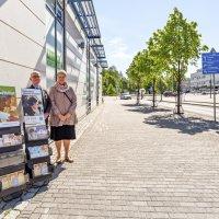 Jehovan todistajien konventtikampanja meneillään Ylöjärvellä