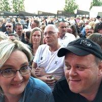 """Eppu Normaalin keikoilla 80-luvulta asti ravanneet Katri ja Teuvo Pyykkö menevät tänä kesänä vähintään kolmelle keikalle: """"Sitähän me emme tiedä, vaikka tämä olisikin joku jäähyväiskiertue"""""""