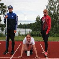 Ylöjärven Urheilijoiden nuorisoryhmissä käydään läpi kaikkien lajien perusteet