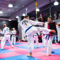 Taekwon-Do on monipuolinen harrastus kaiken ikäisille
