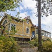 Vanhat talot: Jugendia edustava juhlapaikka Villa Näsirinne toimi 1980-luvulle tyttöjen kesäleiripaikkana