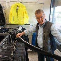 Pekka Pirtinaho tuo Outlet-torin ja suurtapahtumat Elovainiolle