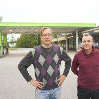 Polttoainejakelu loppuu Vaasantien Nesteeltä – Mika Marttila avaa rengashotellin