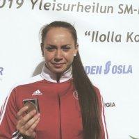 """Mäkinen ponnisti senttitaistossa SM-kultaa – """"Vauhtijuoksun asento oli selvästi parempi"""""""