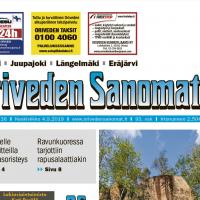Pirkanmaan Lehtitalo ja Oriveden Sanomalehti Oy neuvottelevat liiketoimintakaupasta