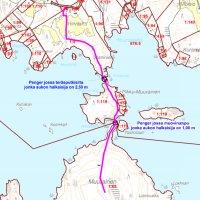 Parkkuussa halutaan rakentaa tie kahteen eri saareen – Kaupunki ei vastusta mutta ei myöskään osallistu kustannuksiin