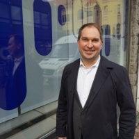 Aluejohtaja Tomi Tulonen nostaa framille nykytekemisen – Nordea-pomo odottaa uuden Tampere tänään -tutkimuksen kertovan Nordean riepottelun olevan taakse jäänyttä elämää